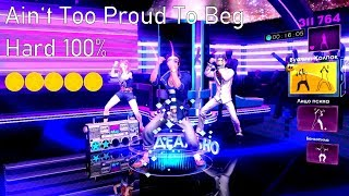 Dance Central 3: Ain't Too Proud To Beg