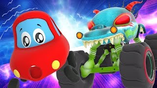 Car Cartoons For Children | Street Vehicle Videos by Kids channel