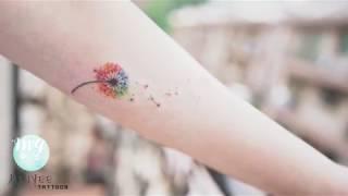 【MY Tattoo】 Dandelion #39