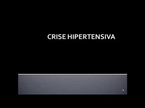 O que acontece com o coração quando crise hipertensiva