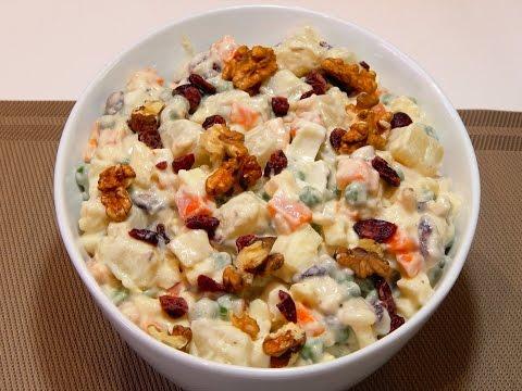 Russian Salad/ Olivier Salad/