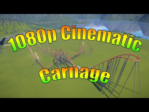 Carnage   Cinematic   Planet Coaster