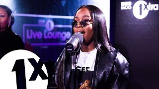 RAY BLK 'A Natural Woman' (Aretha Franklin Cover) In The BBC 1Xtra Live Lounge