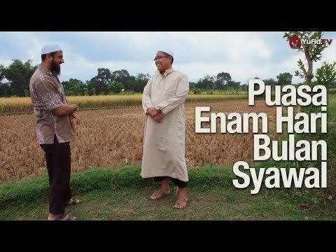 Bincang Santai: Tanya Jawab Seputar Puasa Enam Hari di Bulan Syawwal