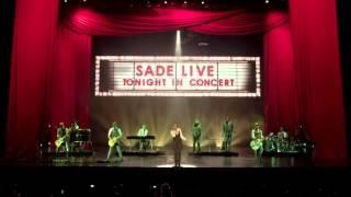 SADE Bring Me Home LIVE 2011