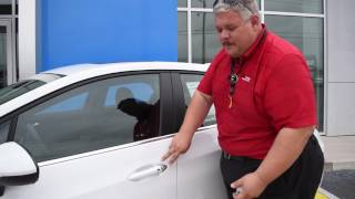 Locked Out with Lockamy: Passive Entry in the Chevy Cruze and Malibu