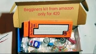 unboxing-of-electronic-components-kit-for-beginners-from-amazon-only-for-420-rupees