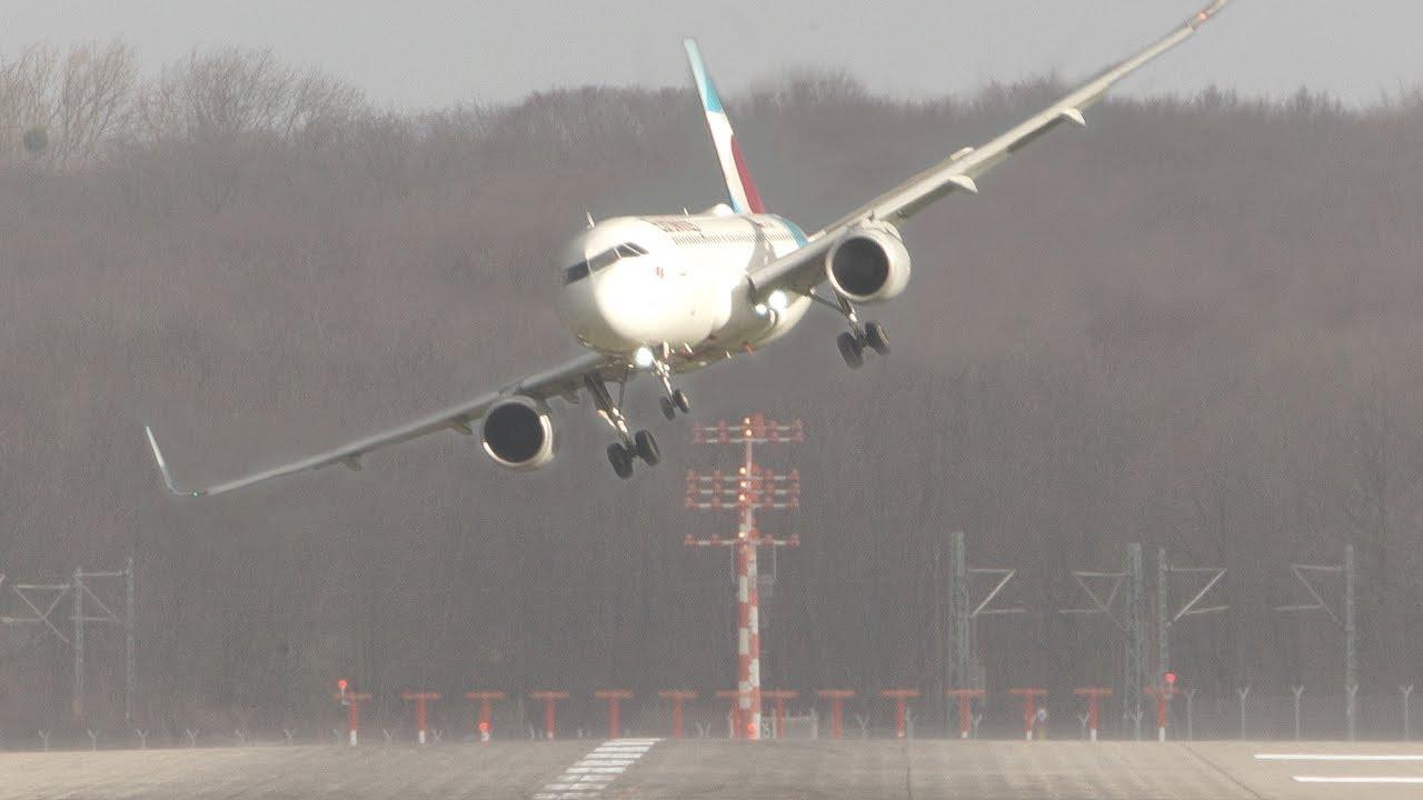 Crosswind Landings