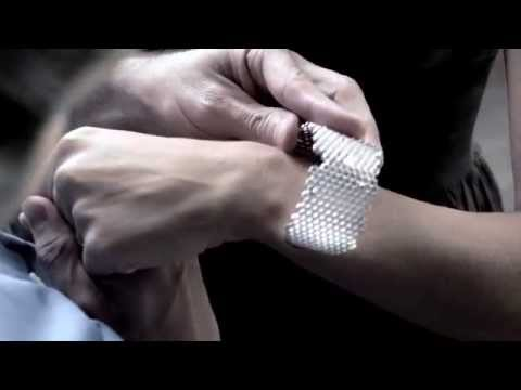 HIVE Jeweled Cuff Video