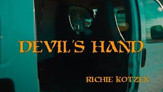 RITCHIE KOTZEN - Devil's hand