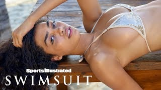Raven Lyn Gets Up Close & Personal In Shining Rookie Debut | Outtakes | Sports Illustrated Swimsuit