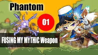Maplestory M - How to Power Level New Characters from Lvl 1 to 100