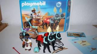Playmobil 4244: carro egipcio