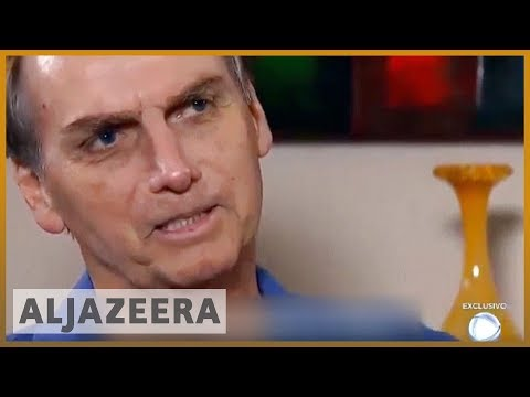 🇧🇷Brazil election frontrunner Bolsonaro skips final debate l Al Jazeera English