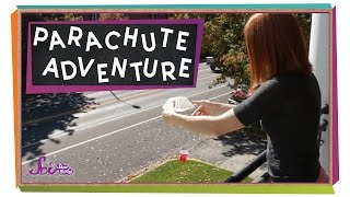 Parachute Adventure! - #sciencegoals
