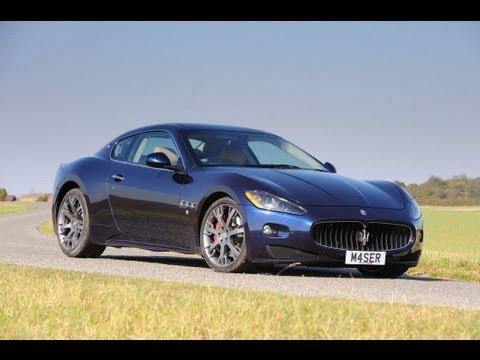 Maserati granturismo 0-60