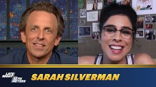 Sarah Silverman's Dad Asked for Trump's Tax Accountant's Number