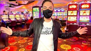 🔴 LIVE at Chumash Casino 🎰 Day 3 of Anniversary Tour!!