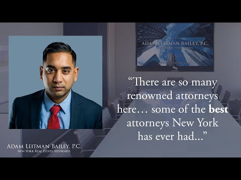 """There are so many renowned attorneys here… some of the best attorneys New York has ever had…"" testimonial video thumbnail"