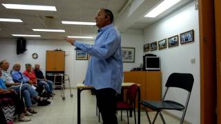 הצגת יחיד של אייל רוברט 28/9/16 - 3