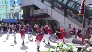 沖縄市南桃原青年会  フェスタまちだ2015