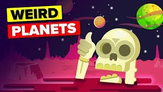 Most Extreme Planets In The Galaxy
