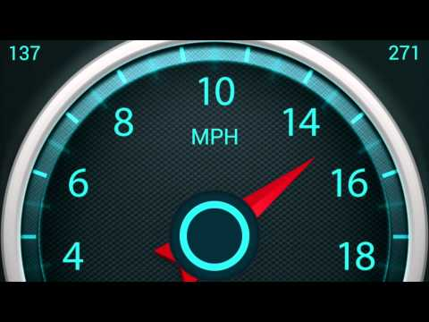 Video of Gps Speedometer