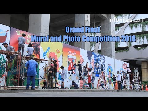 Grand Final Mural and Photo Competition 2018 di Bella Terra