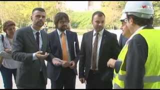 preview picture of video 'La Generalitat anuncia que el metro de Terrassa entrarà en servei a l'estiu'