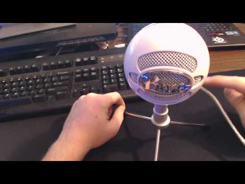 Blue Snowball iCE USB Microphone -- Review