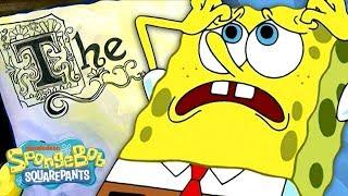 "SpongeBob Writes an Essay 📝 ""Procrastination"" in 5 Minutes!"