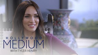 Megan Fox Receives an Inspiring Message From Tyler Henry | Hollywood Medium with Tyler Henry | E!
