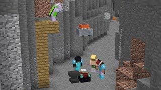 The greatest Minecraft betrayal
