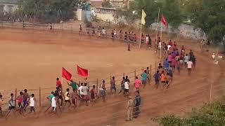 Indian army recruitment rally running kadapa