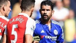 Top 10 Dirtiest Players In Football