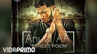 Anuel AA - Street Poem [Official Audio]