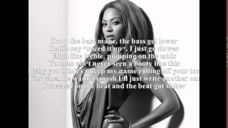 younce-beyonce lyrics
