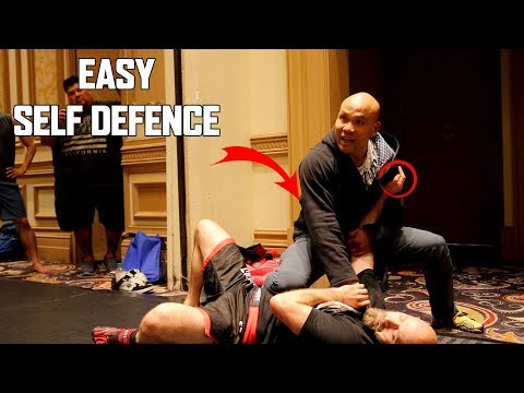 How to defend haymakers | Self Defense New Series