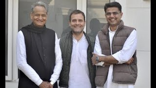 It's official now: Ashok Gehlot will be Rajasthan's next Chief Minister, Sachin Pilot his deputy