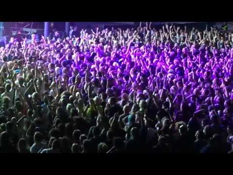Die Antwoord  - I Fink U Freeky in Gelsenkirchen (видео)