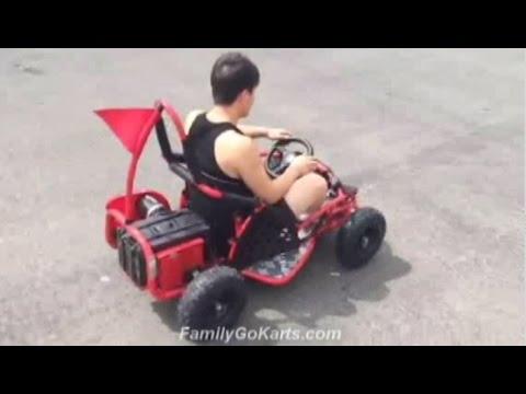Kids Electric Go Kart from GoBowen