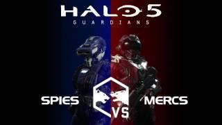 Halo 5 Spies vs Mercs 2v2 Launch Trailer