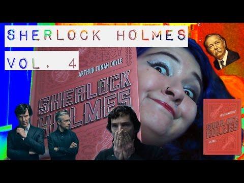 Box Sherlock Holmes Vol. 4 | BISCOITO ESPERTO