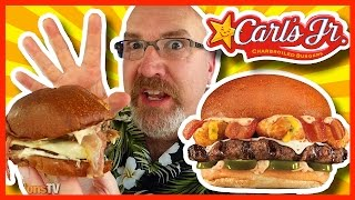 Carl's Jr. El Diablo 1/3lb. Thickburger Review Toronto