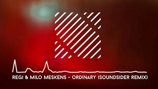 Regi & Milo Meskens   Ordinary (Soundsider Remix)