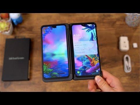 External Review Video w4VJPjoNmeo for LG G8X ThinQ & LG Dual Screen Smartphone