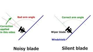 Noisy Skipping Windshield Wipers - Fix