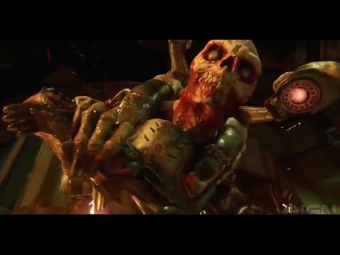 《毀滅戰士》8分鐘超血腥實機影片