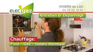 Elec'Gaz - VIVIERS DU LAC