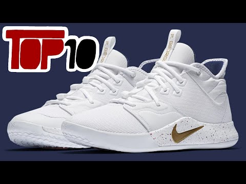 Top 10 Upcoming Nike Shoes Of June 2019